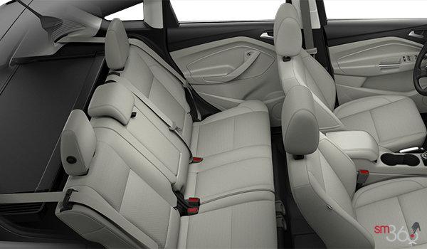 2018 Ford C-MAX HYBRID SE | Photo 2 | Medium Light Stone Cloth (KL)