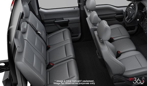2018 Ford Chassis Cab F-350 XL   Photo 2   Medium Earth Grey HD Cloth (4S)