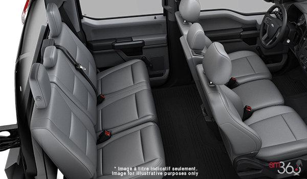 2018 Ford Chassis Cab F-350 XL   Photo 2   Medium Earth Grey HD Vinyl (LS)
