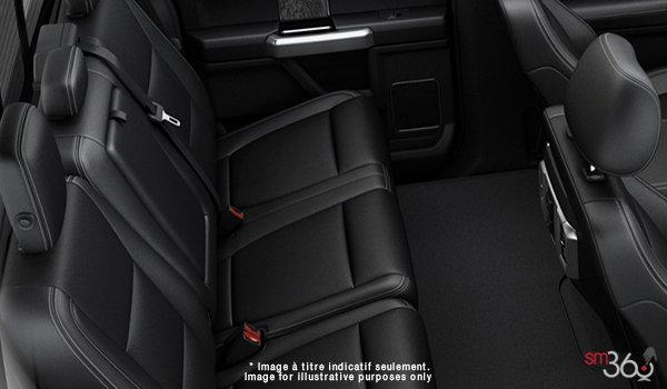 2018 Ford Chassis Cab F-450 LARIAT | Photo 2 | Black Premium Leather Split Bench (6B)