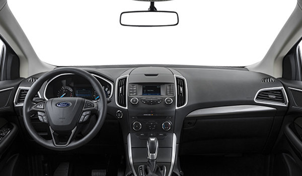 2018 Ford Edge SE   Photo 3   Ebony Cloth