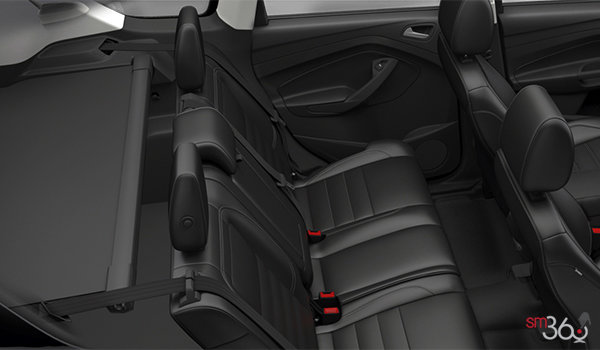 2018 Ford Escape SE | Photo 2 | Charcoal Black Cloth