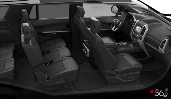 2018 Ford Expedition LIMITED MAX | Photo 1 | Ebony Leather (EH)