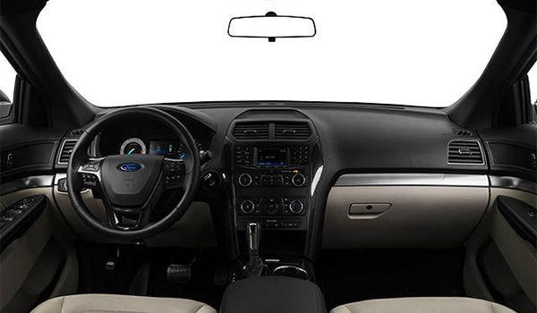 2018 Ford Explorer BASE | Photo 3 | Medium Stone Cloth (7L)