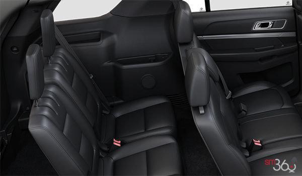 2018 Ford Explorer XLT | Photo 2 | Ebony Black Leather (BW)