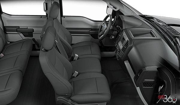 2018 Ford F-150 XL | Photo 1 | Medium Earth Grey Cloth Bench (CG)