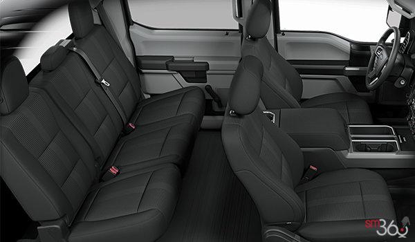 2018 Ford F-150 XL | Photo 2 | Black Sport Cloth Buckets Seats (JG)