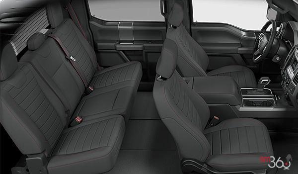 2018 Ford F-150 XLT   Photo 2   Black Sport Special Edition Cloth (XB)