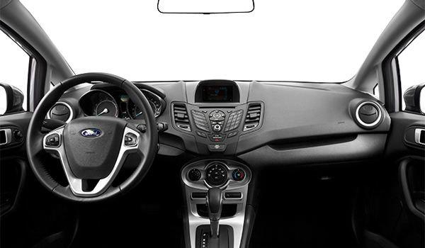 2018 Ford Fiesta Sedan SE | Photo 3 | Charcoal Black Embossed Cloth (1D)