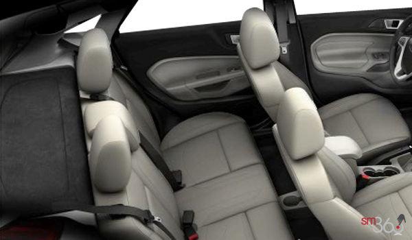 2018 Ford Fiesta Sedan SE | Photo 2 | Medium Light Stone Embossed Cloth (1S)