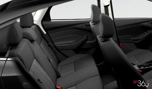 2018 Ford Focus Sedan S | Photo 2 | Charcoal Black Premium Cloth