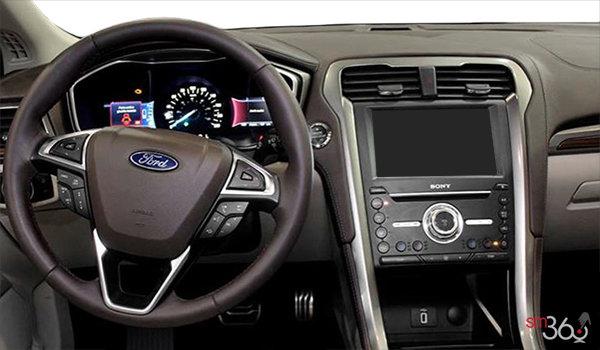 2018 Ford Fusion Energi PLATINUM | Photo 3 | Medium Soft Ceramic Leather (QC)