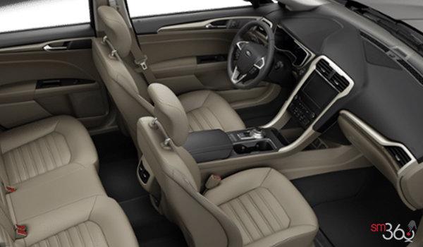 2018 Ford Fusion Energi SE | Photo 1 | Medium Light Stone Leather (BQ)