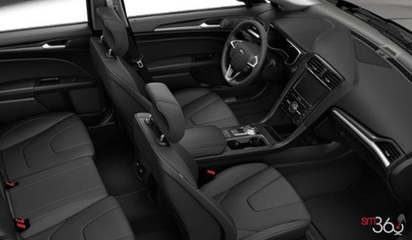 2018 Ford Fusion Energi TITANIUM | Photo 1 | Ebony Perforated Leather (KT)
