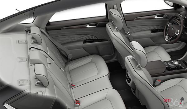 2018 Ford Fusion Hybrid PLATINUM | Photo 2 | Medium Soft Ceramic Leather (QC)