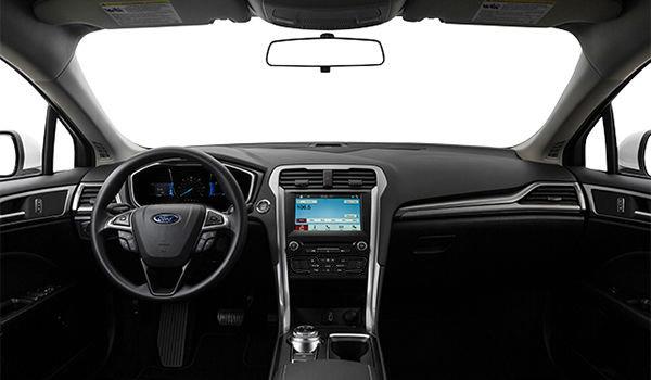 2018 Ford Fusion Hybrid SE   Photo 3   Ebony Leather