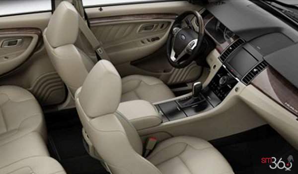 2018 Ford Taurus LIMITED | Photo 1 | Dune Leather (PD)