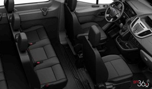 2018 Ford Transit WAGON XLT | Photo 1 | Charcoal Black Leather (LB)