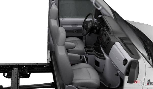 2018 Ford E-Series Cutaway 350 | Photo 1 | Medium Flint Cloth (CE)