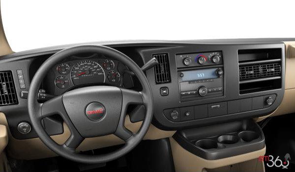 2018 GMC Savana 3500 CARGO | Photo 3 | Neutral Cloth (52G-AS5)