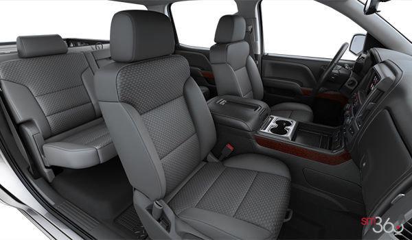 2018 GMC Sierra 1500 SLE | Photo 1 | Dark Ash/Jet Black Bucket seats Cloth (A95-H2S)