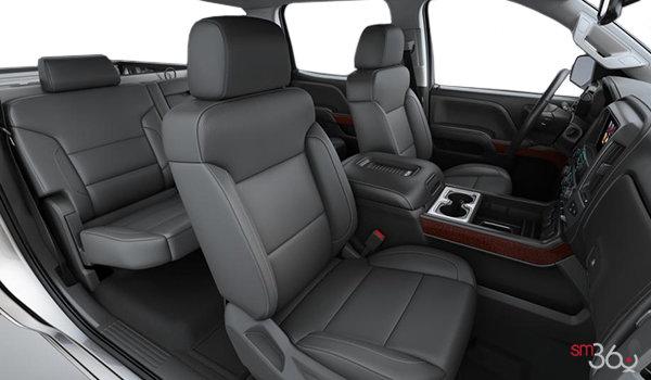 2018 GMC Sierra 3500HD SLT | Photo 1 | Dark Ash/Jet Black Bucket seats Perforated Leather (H3C-AN3)
