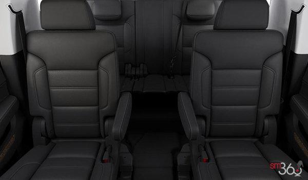2018 GMC Yukon XL DENALI | Photo 2 | Jet Black Front Bucket seats Perforated Leather (H2X-AN3)