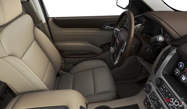 2018 GMC Yukon XL SLE | Photo 1 | Cocoa/Dune Front Bucket seats Cloth (H2T-A95)