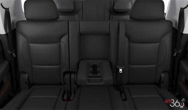 2018 GMC Yukon SLT | Photo 2 | Jet Black Front Bucket seats Perforated Leather (H2X-AN3)