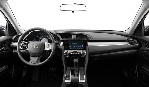 2018 Honda Civic Sedan LX | Photo 3 | Black Fabric