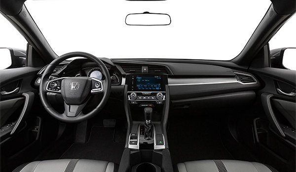 2018 Honda Civic Coupe LX-HONDA SENSING | Photo 3 | Grey Fabric
