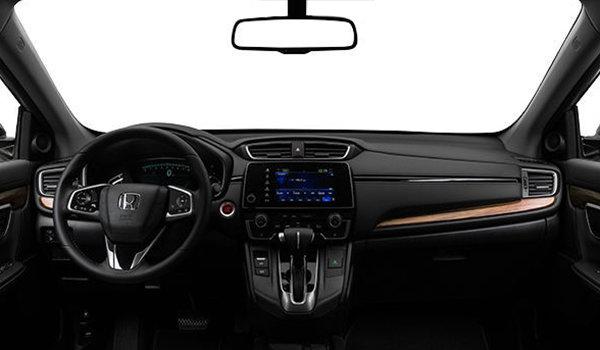2018 Honda CR-V EX-L | Photo 3 | Black Perforated Leather