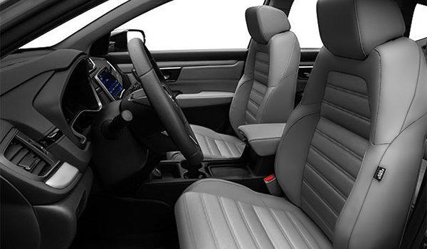 2018 Honda CR-V LX-2WD   Photo 1   Grey Fabric