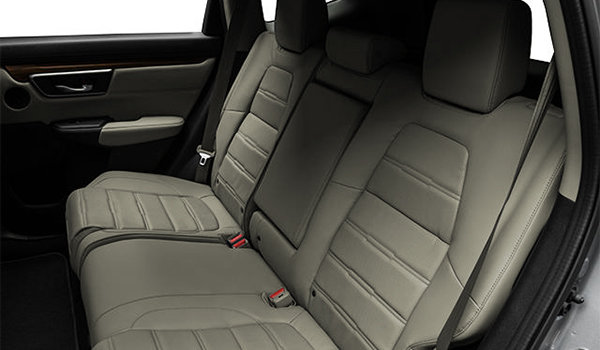2018 Honda CR-V TOURING   Photo 2   Ivory Perforated Leather