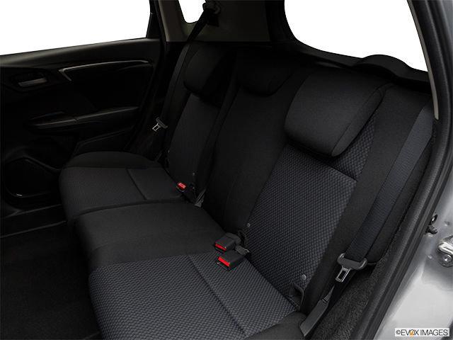 2018 Honda Fit LX-SENSING | Photo 2 | Black Fabric