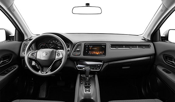 2018 Honda HR-V LX | Photo 3 | Black Fabric