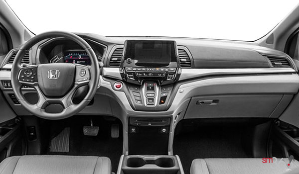2018 Honda Odyssey EX-RES | Photo 3 | Grey Fabric