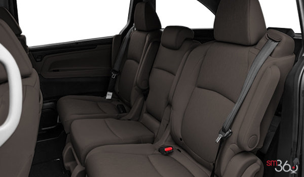 2018 Honda Odyssey LX | Photo 2 | Brown Fabric