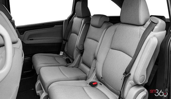 2018 Honda Odyssey LX | Photo 2 | Grey Fabric