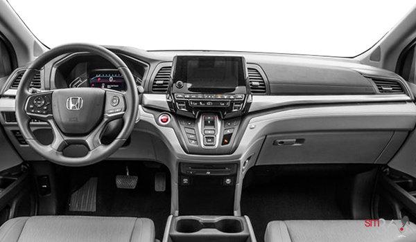 2018 Honda Odyssey LX | Photo 3 | Grey Fabric