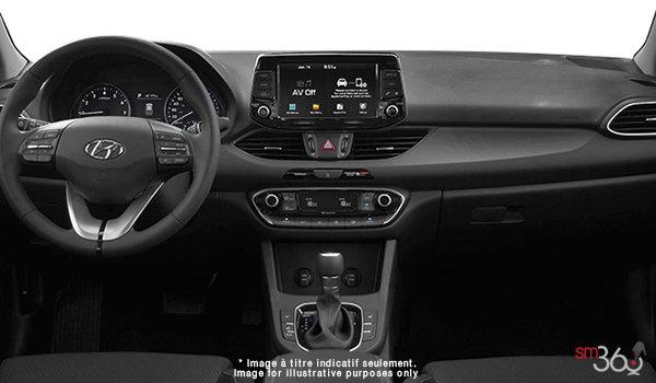 2018 Hyundai Elantra GT GL | Photo 3 | Black/Grey Two Tone Cloth