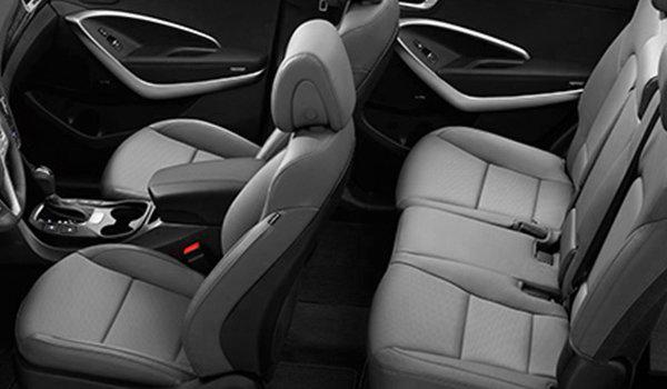 2018 Hyundai Santa Fe Sport 2.0T LIMITED | Photo 2 | Grey Leather
