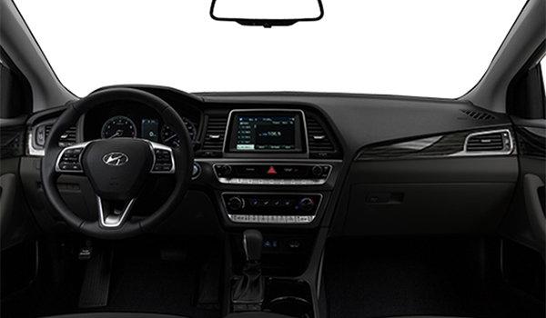2018 Hyundai Sonata LIMITED | Photo 3 | Black Leather