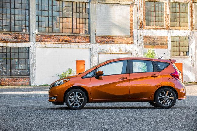2017 Nissan Versa Note: fuel economy and versatility
