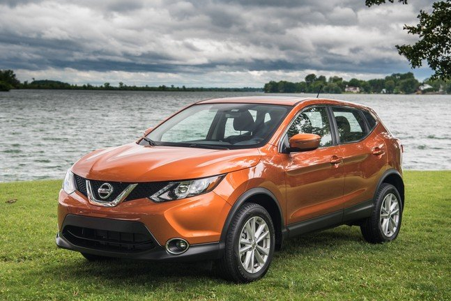 2018 Nissan Qashqai: an SUV that surprises on many levels