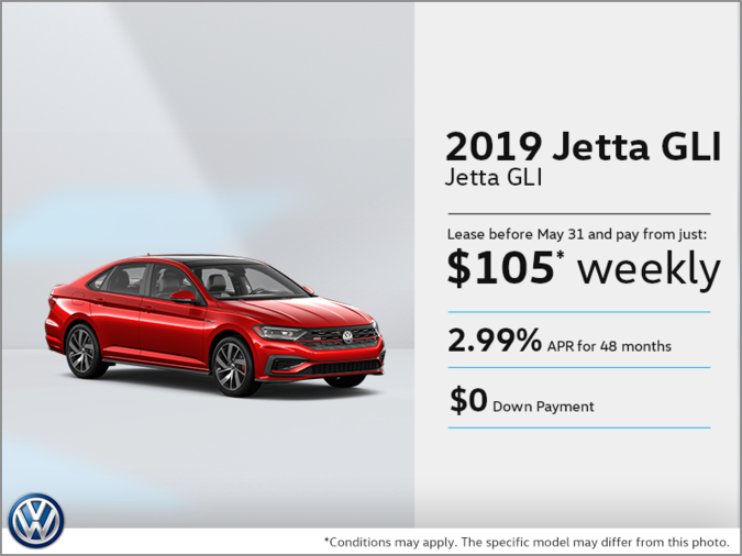 All-New 2019 Jetta GLI