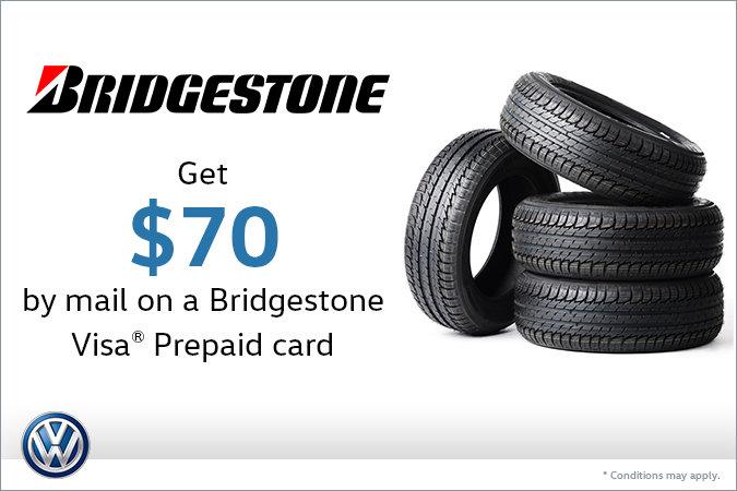 Special on Bridgestone Tires