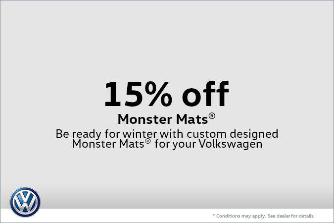 15% Off Monster Mats®