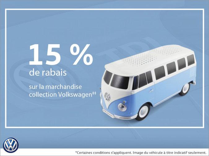 Marchandise collection Volkswagen en rabais!