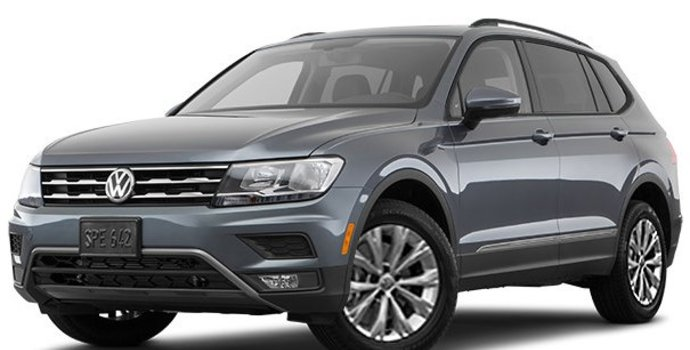 2018 Volkswagen Tiguan: Improved at Every Level